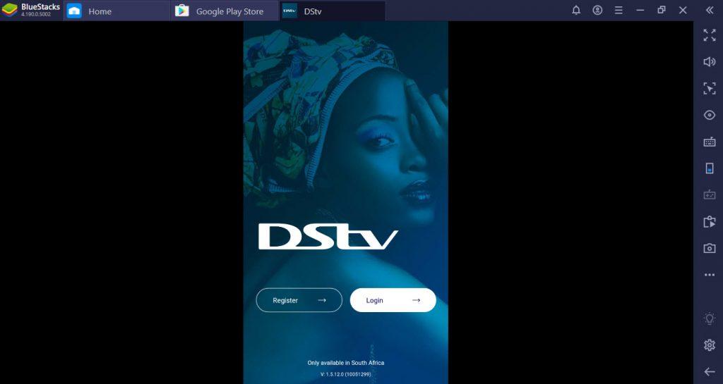 DSTV for PC