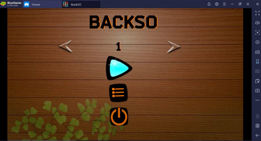 BackSO for PC