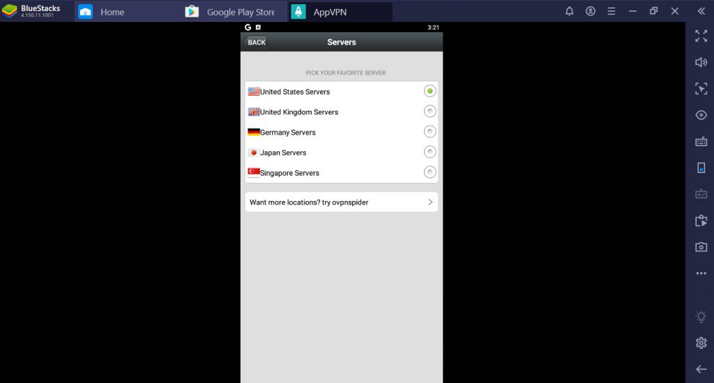 AppVPN for PC