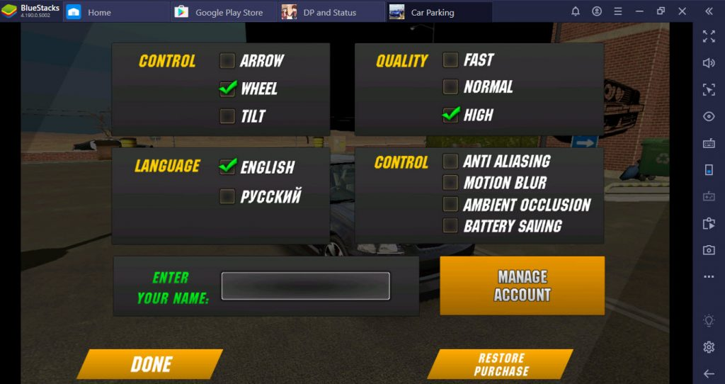Car Parking Multiplayer for PC