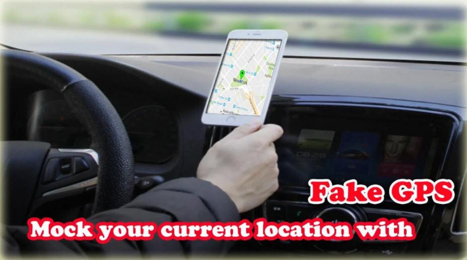 Fake GPS Location Changer for pc