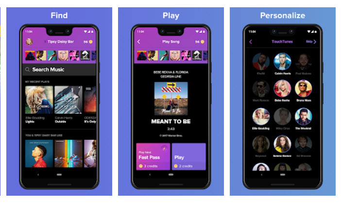 touchtunes for pc