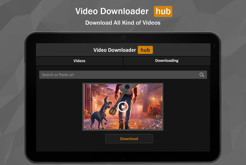 Video Downloader HUB for PC
