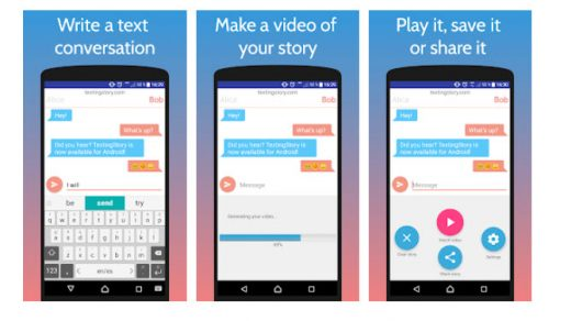 TextingStory for PC